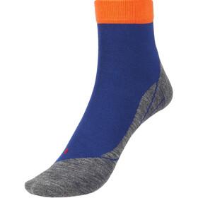 Falke RU4 Calzini da corsa Uomo, blu/grigio